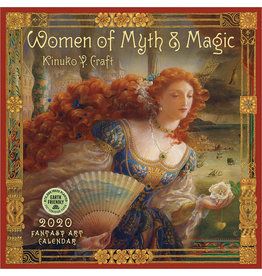 2020 Women Of Myth & Magic Calendar