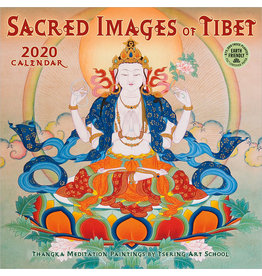 2020 Sacred Images Of Tibet Calendar