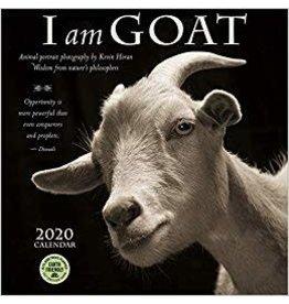 2020 I Am Goat Calendar