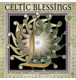 2020 Celtic Blessings Calendar