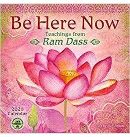 2020 Be Here Now (Ram Dass) Calendar