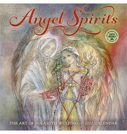 2020 Angel Spirits (Sulamith Wulfing) Calendar