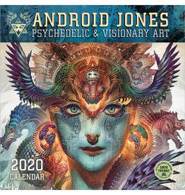 2020 Android Jones Calendar
