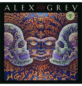 2020 Alex Grey Calendar