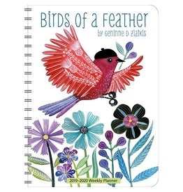 2020 Birds Of A Feather Planner