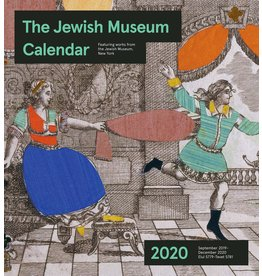 2020 Jewish Museum Calendar