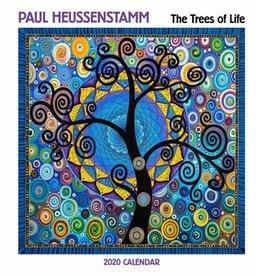 2020 Heussenstamm: Trees of Life Calendar