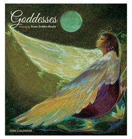 2020 Goddesses: Boulet Calendar