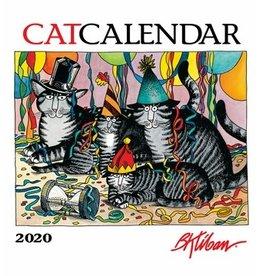 2020 B. Kliban: Cat Calendar