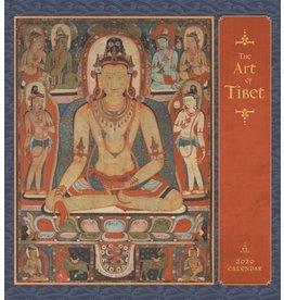 2020 Art Of Tibet Calendar