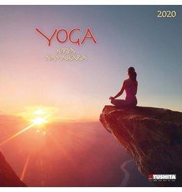 CAL 20 Yoga Surya Namaskara / Wall