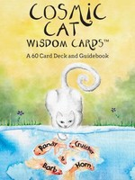 Cosmic Cat Wisdom Cards: A 60 Card Deck and Guidebook