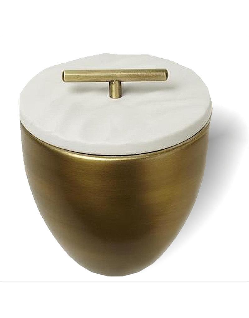 Frasier Fir Gold Candle