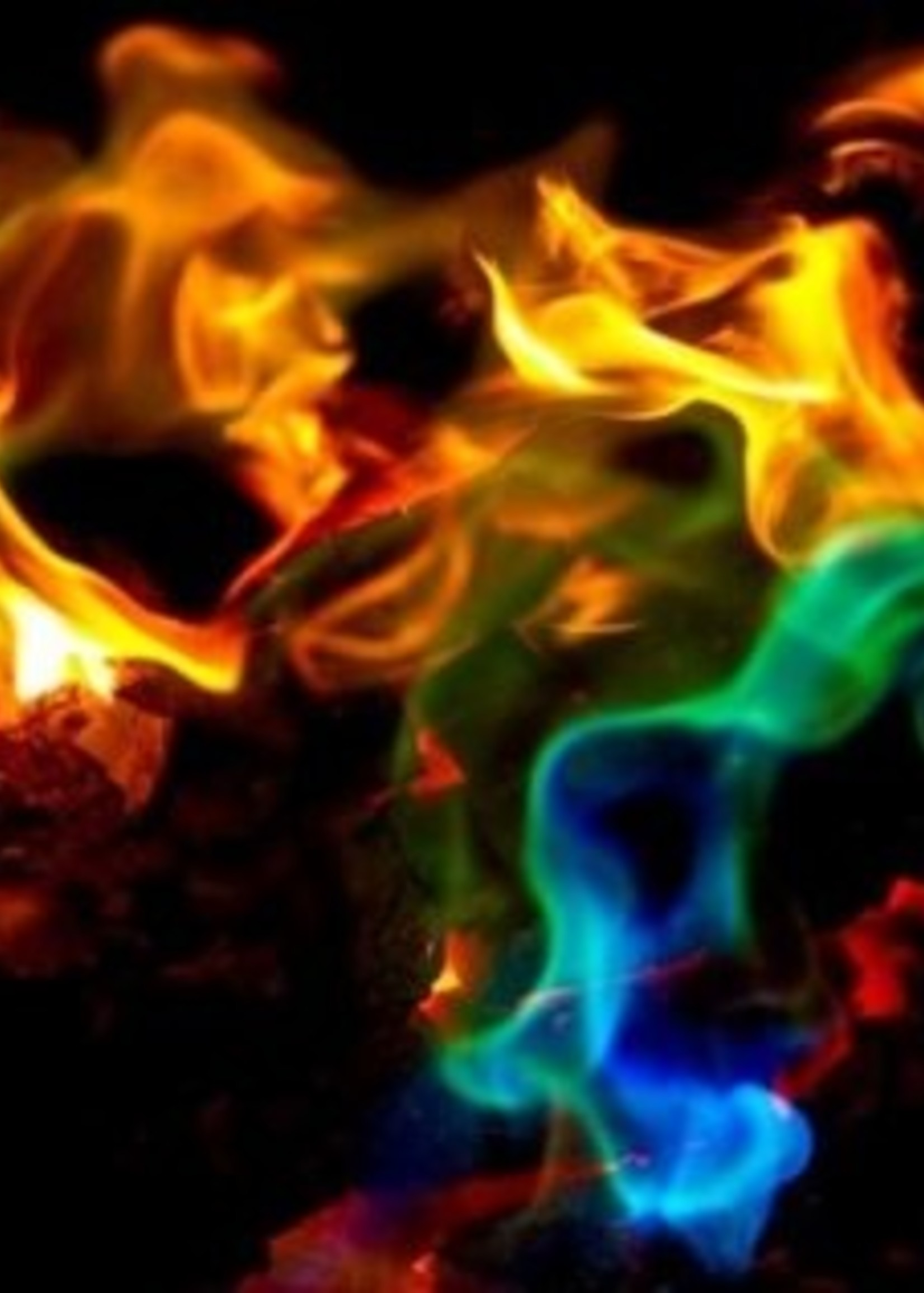 Fire Color Stones (Gas Fireplace) - Northern Lights