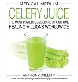 HAYH* Medical Medium Celery Juice: The Most Powerful Medicine of Our Time Healing Millions Worldwide