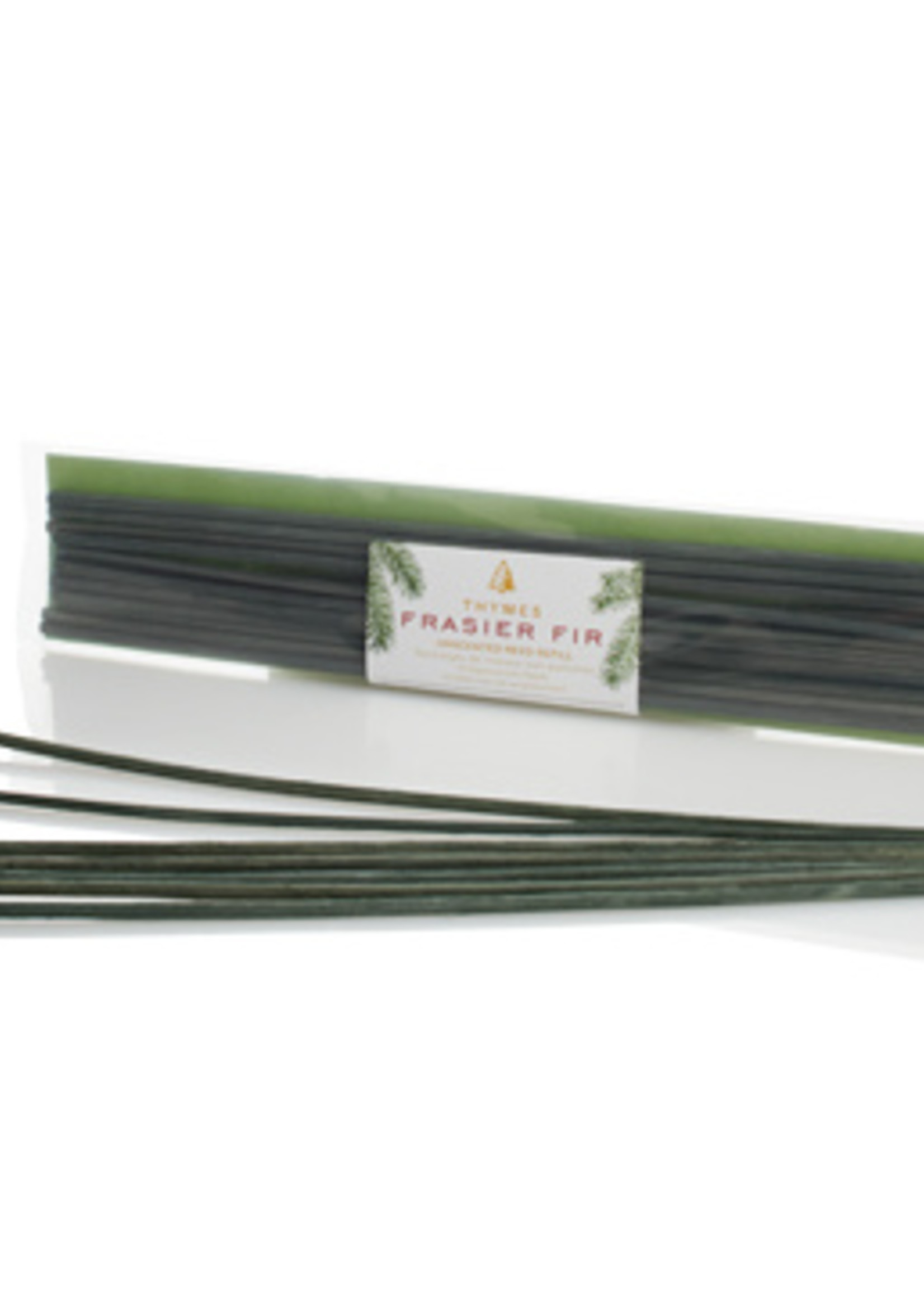Frasier Fir Diffuser REEDS Green Unscented 14 reed replacements