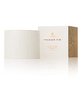 Frasier Fir Candle Ceramic Boxed 6oz