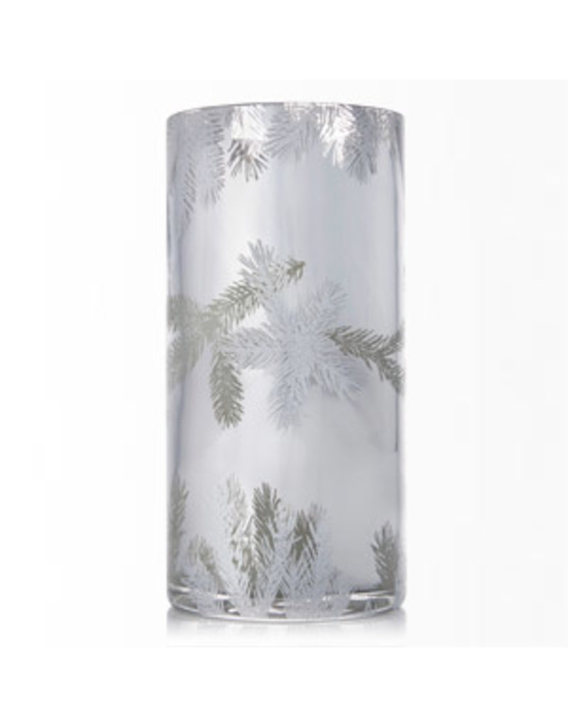 Frasier Fir Candle Poured Silver Pine Needle 12.5 oz.