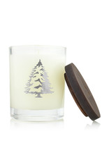 Frasier Fir Candle SILVER TREE Boxed 5oz