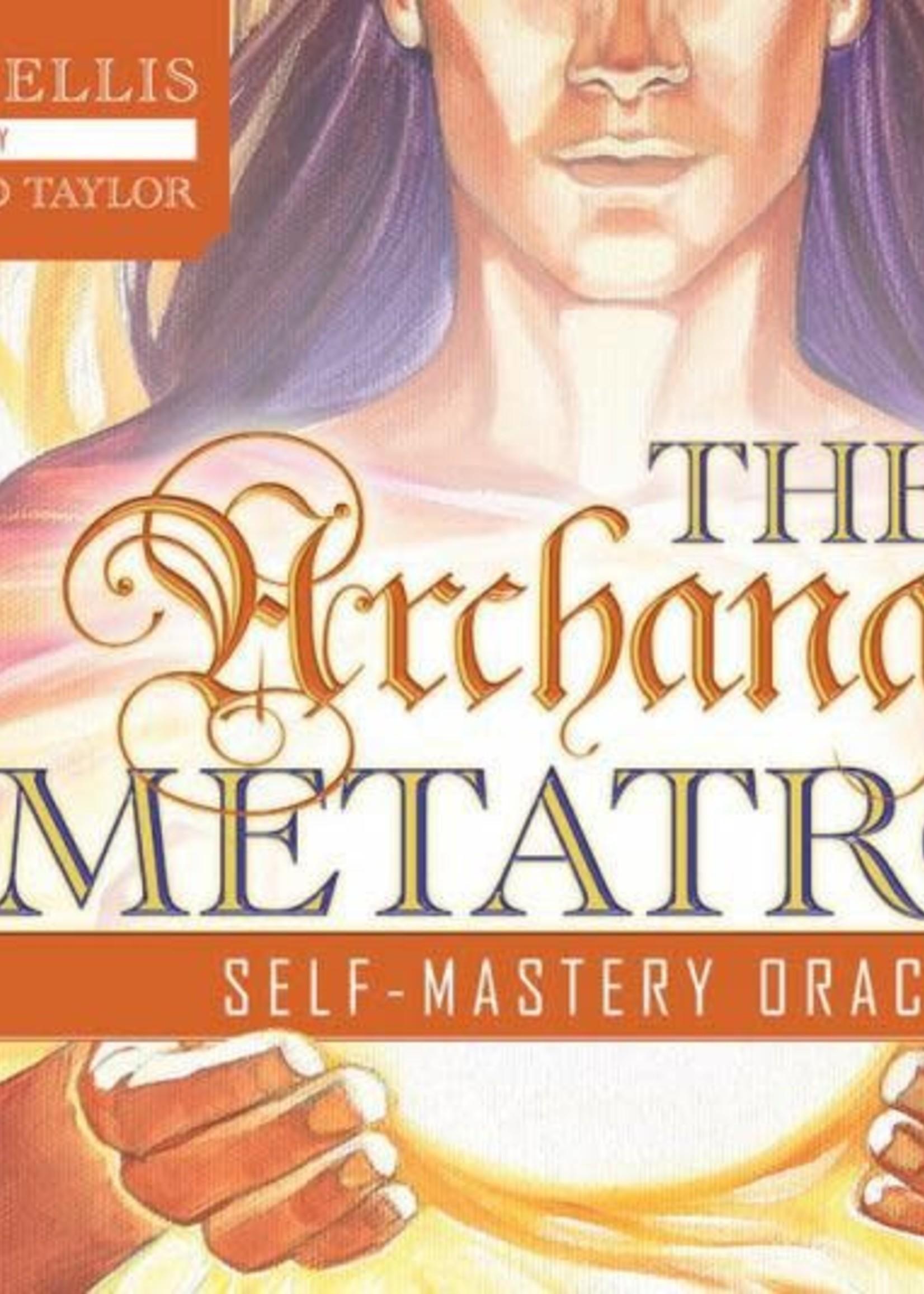 Archangel Metatron Selfmastery Oracle