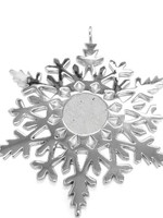 Ornament Siesta Key Snowflake