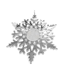 Ornament Siesta Key Snowflake