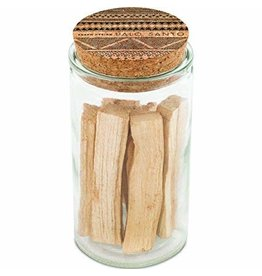 Palo Santo Palo Santo Sticks in Glass Jar