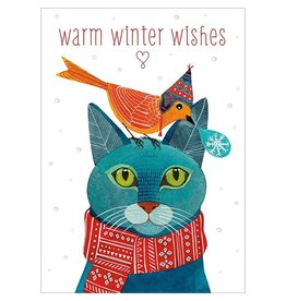 Card BX XMAS Warm Winter Wishes