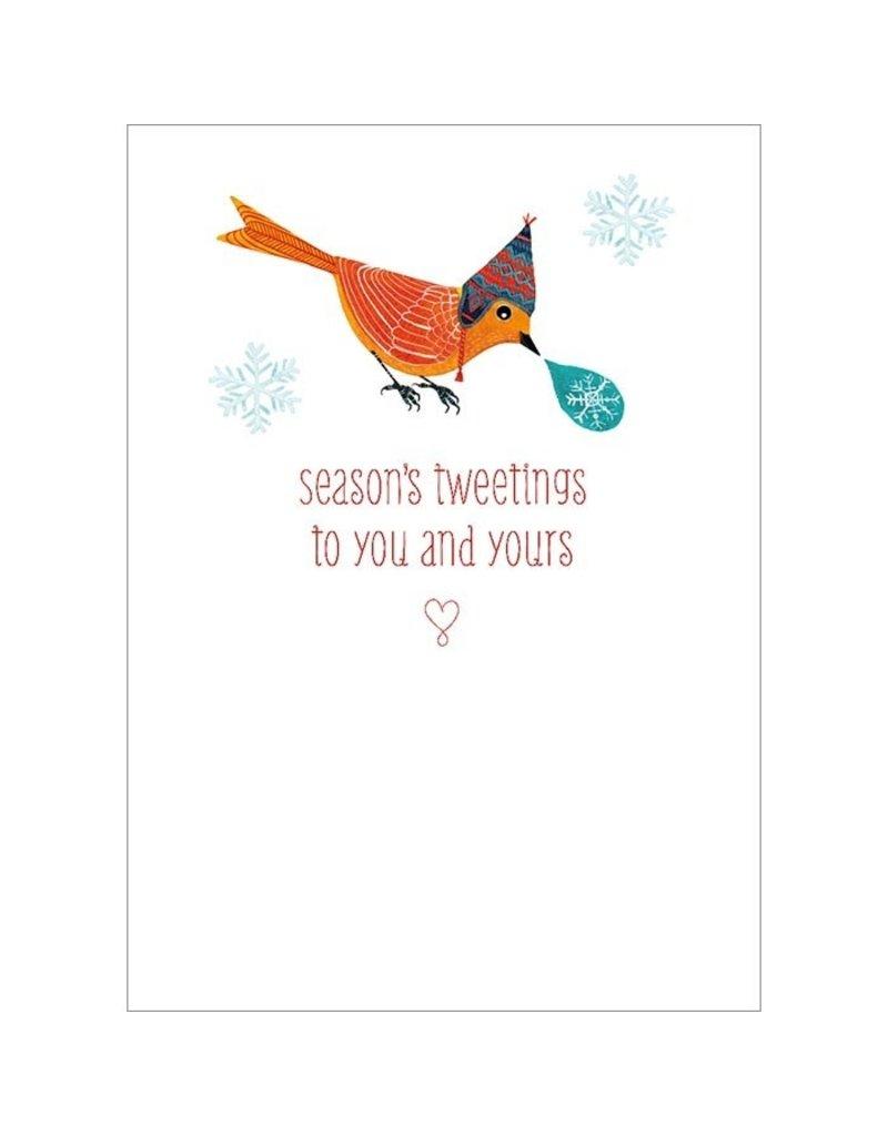 Card BX XMAS Warm Winter Wishes