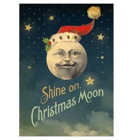 Card BX XMAS Christmas Moon