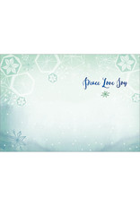 Card BX XMAS Peace Dove