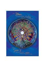 Card BX XMAS Winter Solstice Mandala