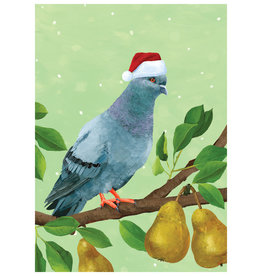 Card BX XMAS Partridge