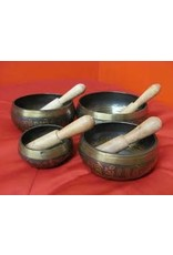 Mantra Singing Bowls