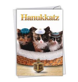 Card Hanukkatz Hanukkah Card