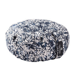 Cushion Meditation - Zafu Midnight Flurry