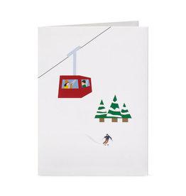 Christmas Cards Popup MoMa Biederstadt Alpine Village