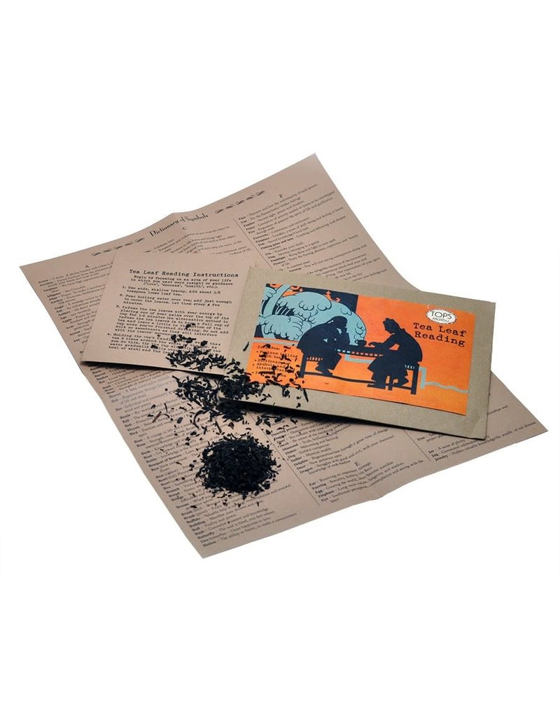Tea Leaf Reading Packet