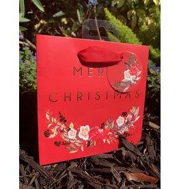 Gift Bag SM Christmas Flower