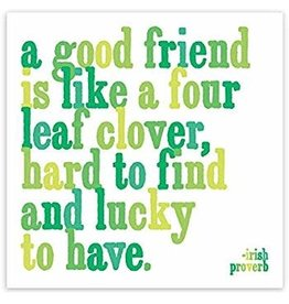 MAGNET A Good Friend Is Like A Four Leaf Clover