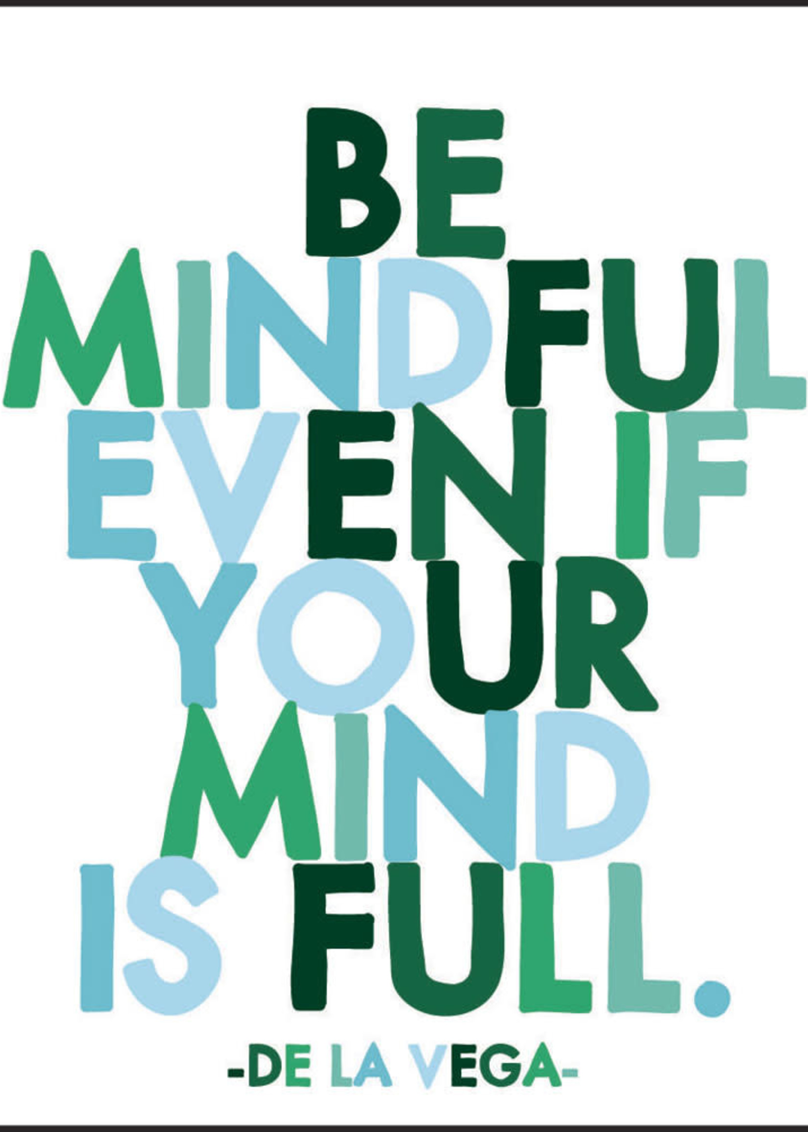 MAGNET Be Mindful Even If Your Mind Is Full