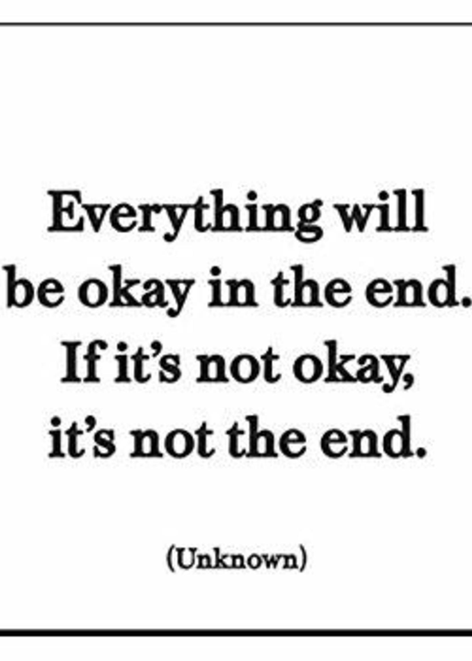 MAGNET Everything Will Be Ok