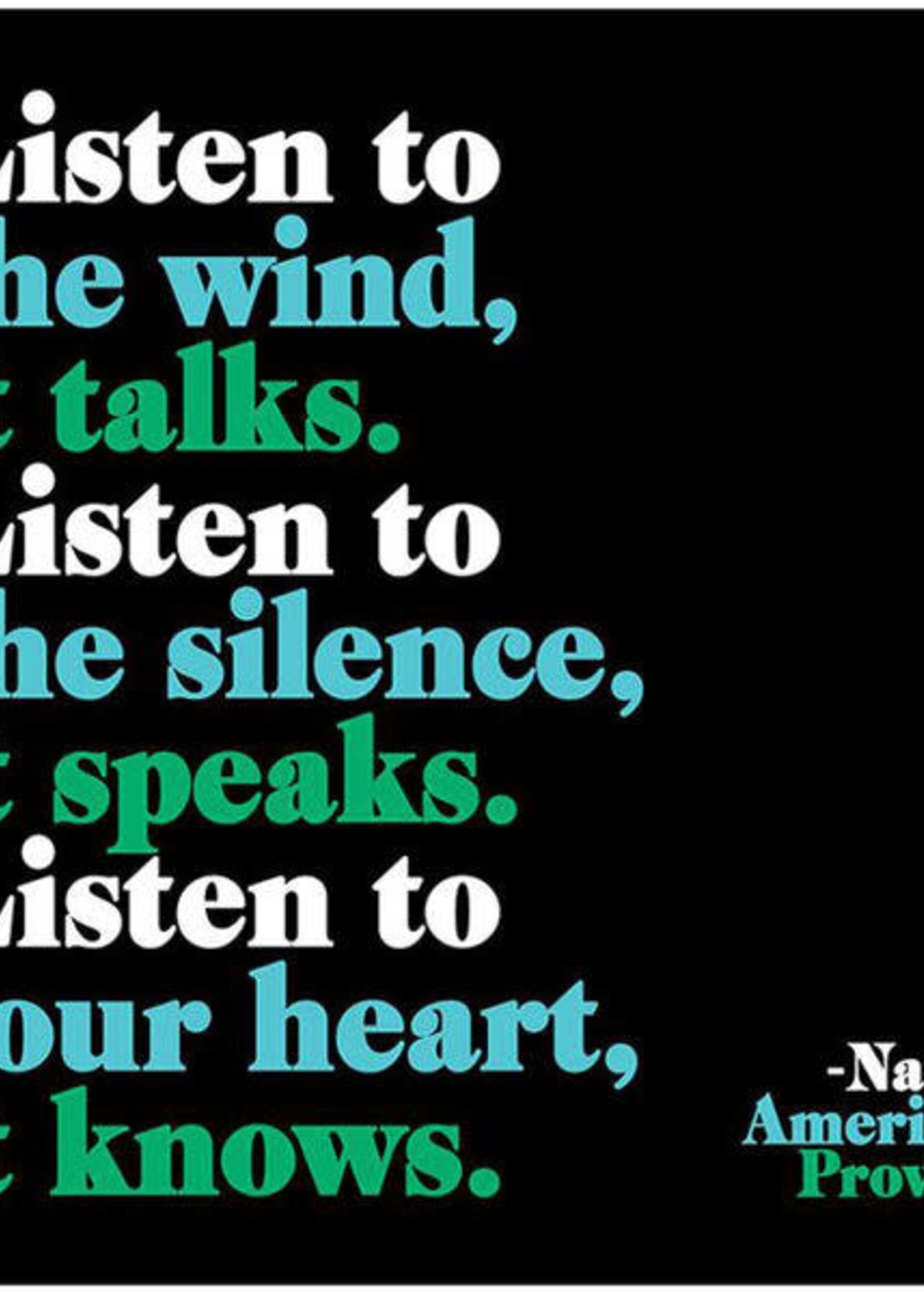 MAGNET Listen to the Wind it Talks...