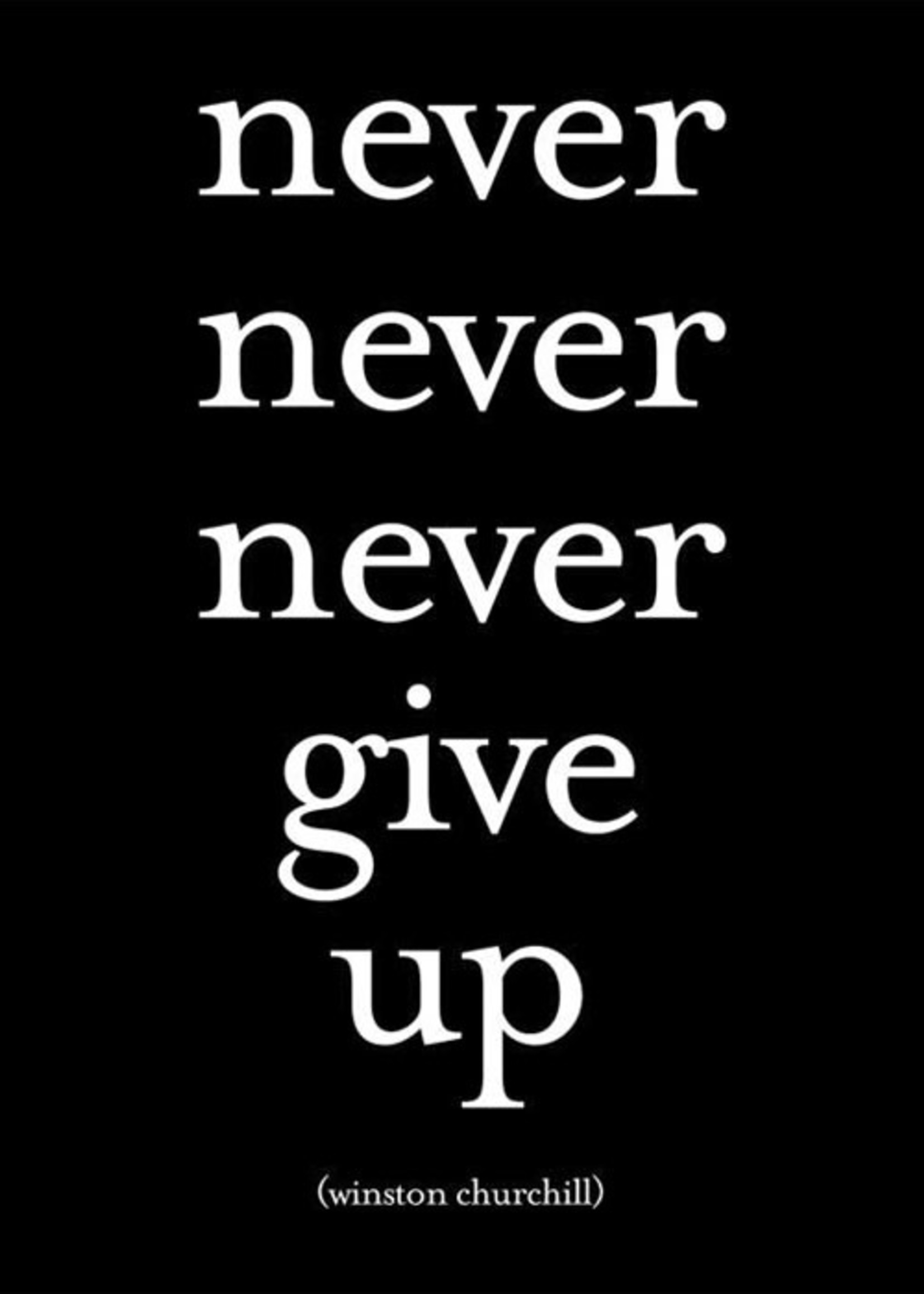 MAGNET Never Never Never Give Up