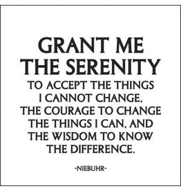 MAGNET Serenity Prayer