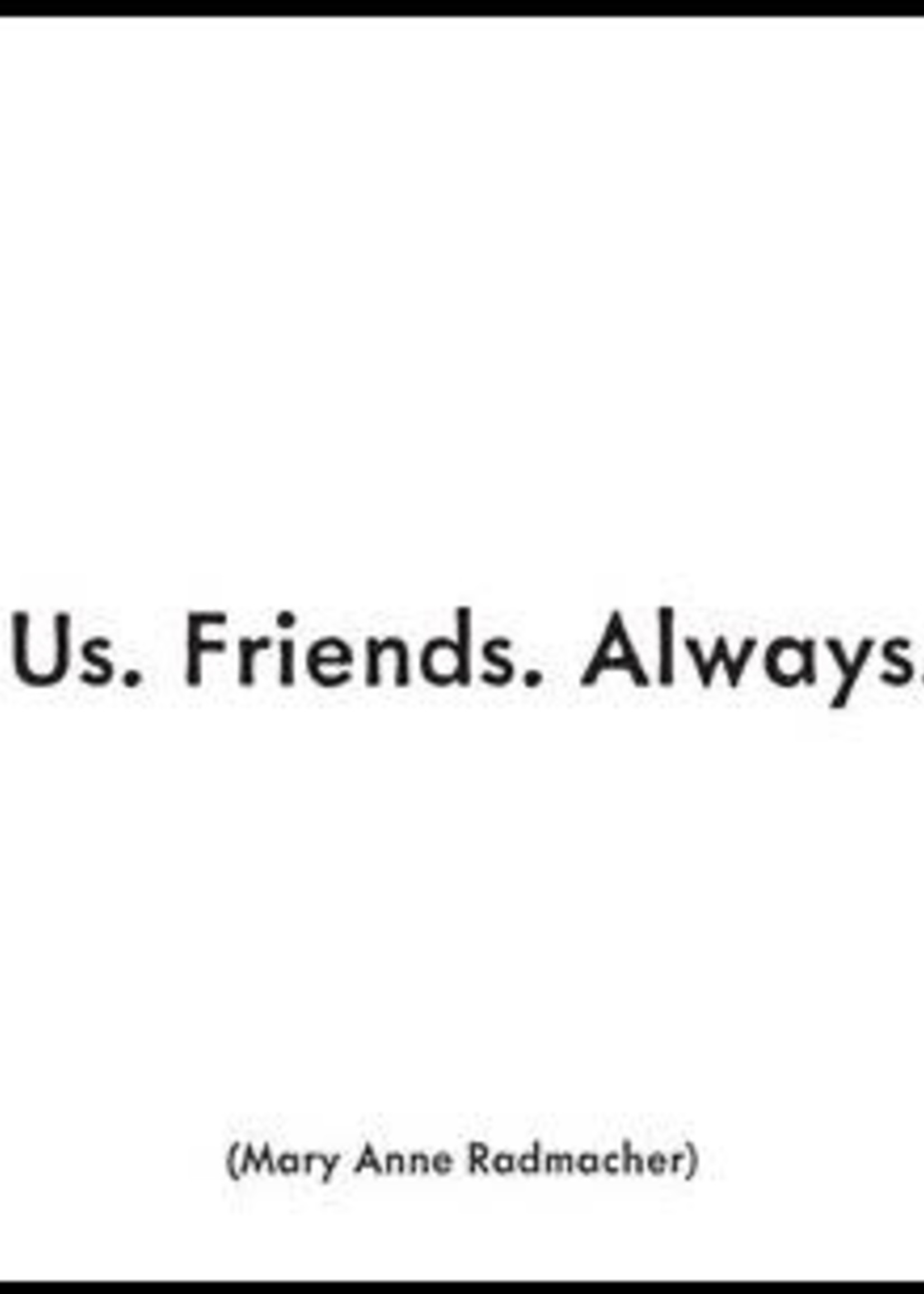 MAGNET Us. Friends. Always.