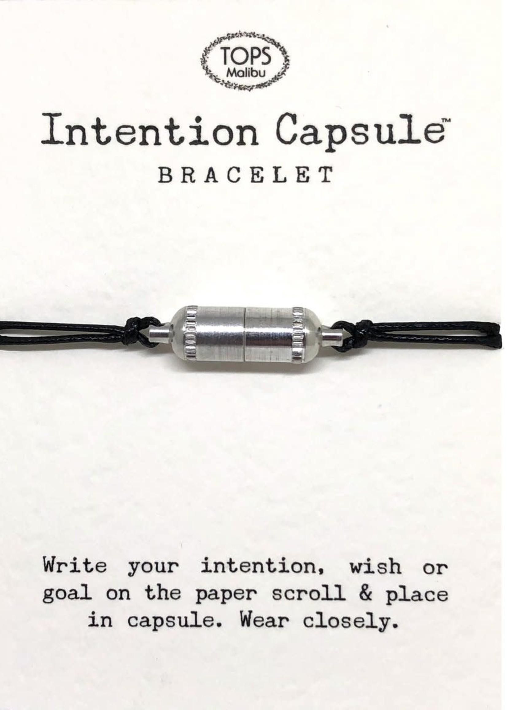 Intention Capsule Bracelet
