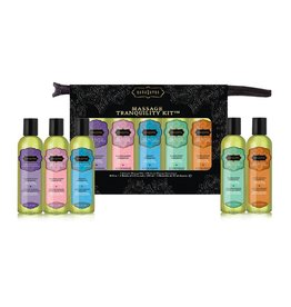 SET Massage Tranquility Kit 5 oils