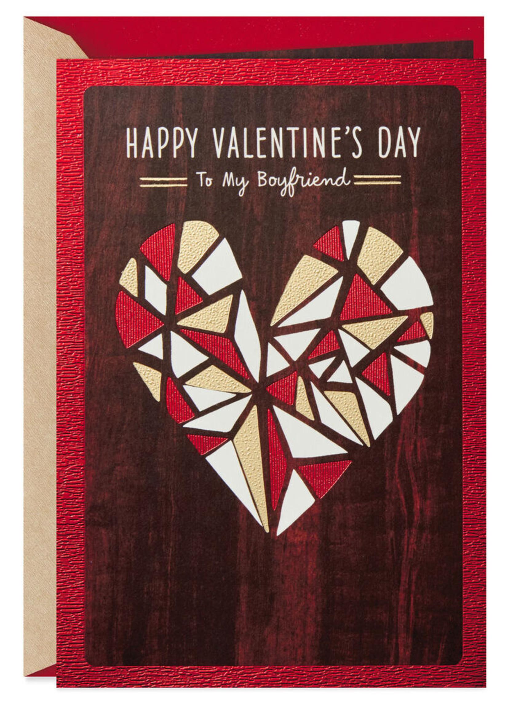 Card VDAY To My Boyfriend