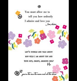 Card VDAY Admire
